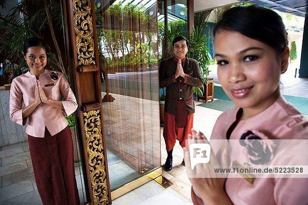Bangkok  Hauptstadt  Südostasien  Asien  Thailand