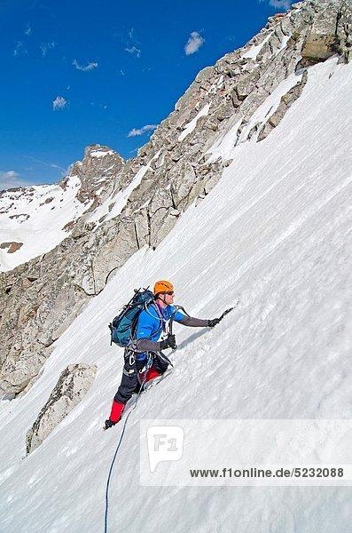 Hochformat  Sinneswahrnehmung  Mittelpunkt  Berg  Norden  klettern  Idaho