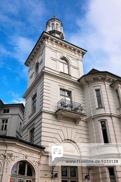 Detail, Details, Ausschnitt, Ausschnitte ,Europa ,Gebäude ,Küste ,Hotel ,Urlaub ,Mecklenburg-Vorpommern ,Deutschland ,Heringsdorf ,Usedom