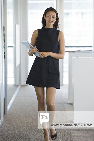 Geschäftsfrau  Portrait