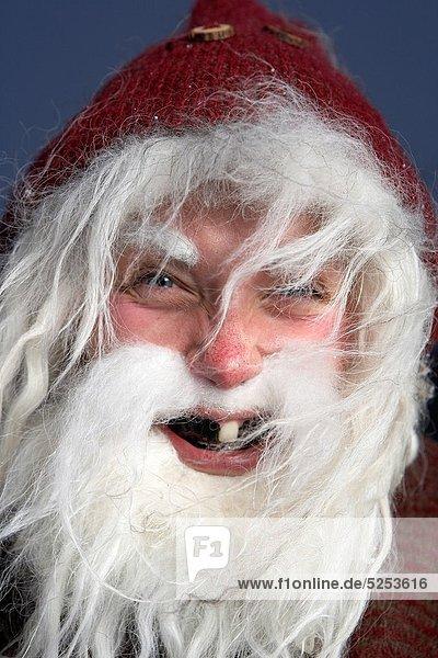 Fröhlichkeit Tradition Urlaub Weihnachten erzählen Junge - Person Island Jahreszeit