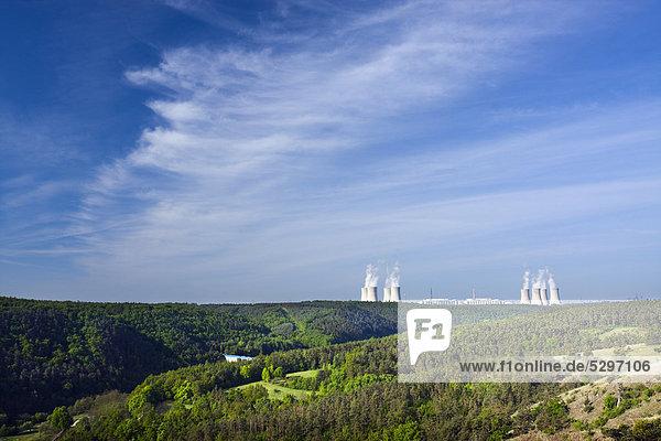Naturschutzgebiet Atomkraftwerk Steppe
