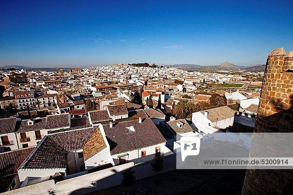Panorama  Andalusien  Spanien