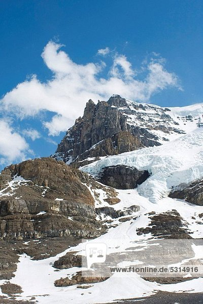Kanada  Berglandschaft