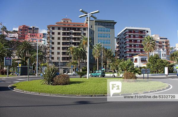 Europa Kanaren Kanarische Inseln Atlantischer Ozean Atlantik La Palma Spanien
