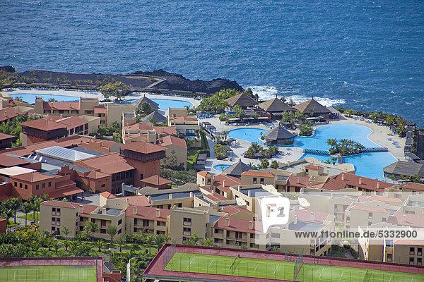 Europa Hotel Prinzessin Komplexität Kanaren Kanarische Inseln Palma de Mallorca Atlantischer Ozean Atlantik La Palma Spanien