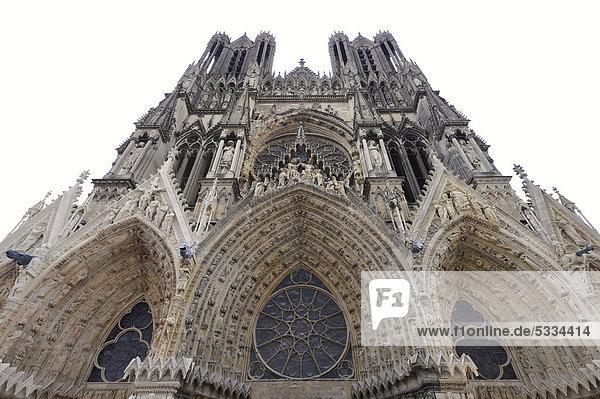 Dreischiffige Basilika