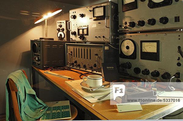 Hochfrequenz-Labormessplatz von 1968  Museum Industriekultur  Äußere Sulzbacher Straße 60-62  Nürnberg  Mittelfranken  Bayern  Deutschland  Europa Hochfrequenz-Labormessplatz von 1968, Museum Industriekultur, Äußere Sulzbacher Straße 60-62, Nürnberg, Mittelfranken, Bayern, Deutschland, Europa