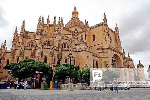 Kathedrale , Heiligtum , Segovia , Spanien
