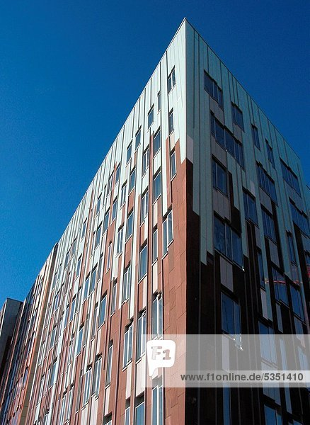 Bürogebäude  Europa  Laden  Unterricht  Hamburg - Deutschland  Deutschland  HafenCity