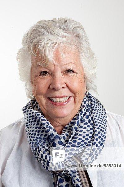 Portrait  Frau  alt  Jahr
