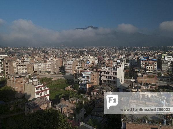 Nepal Südasien Mittlerer Osten Vorort