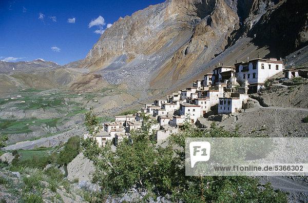 Dorf 1 wichtig Asien Indien