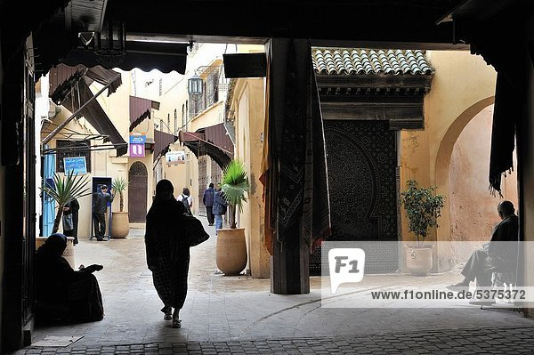 Nordafrika  Marokko