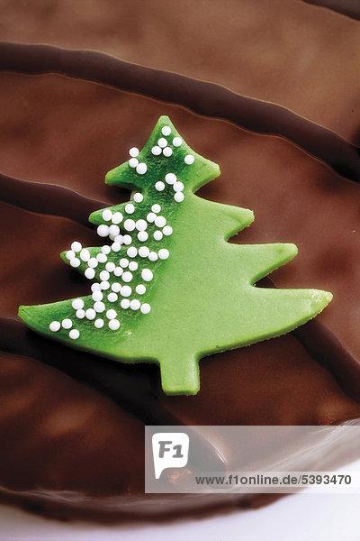 Eis Eiscreme Keks Ibxodh00771298 Kuchen Schokolade Tannenbaum