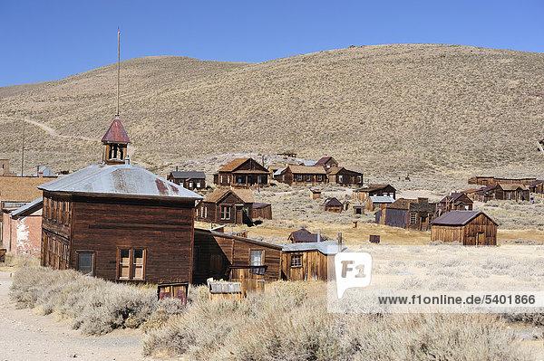 Vereinigte Staaten von Amerika USA Amerika Gebäude Geschichte Feld Kalifornien
