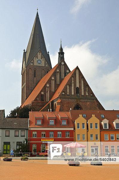Europa Barth Deutschland Mecklenburg-Vorpommern
