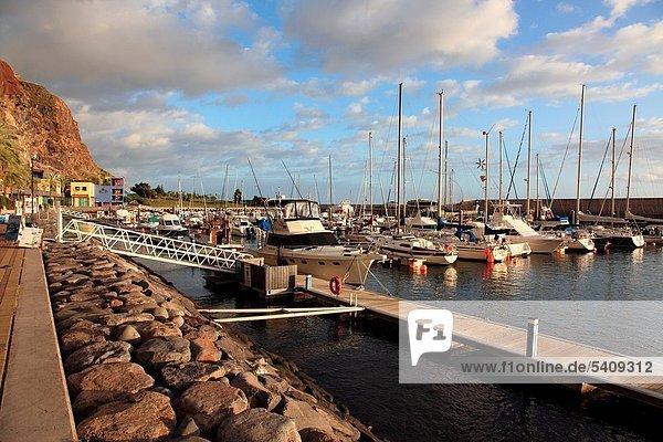 Hafen ,Europa ,Jachthafen ,Madeira ,Portugal