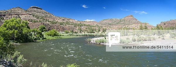 John Day  River  Mitchell  Oregon  USA  USA  America  Swift  Wüste  Hills  Oregon