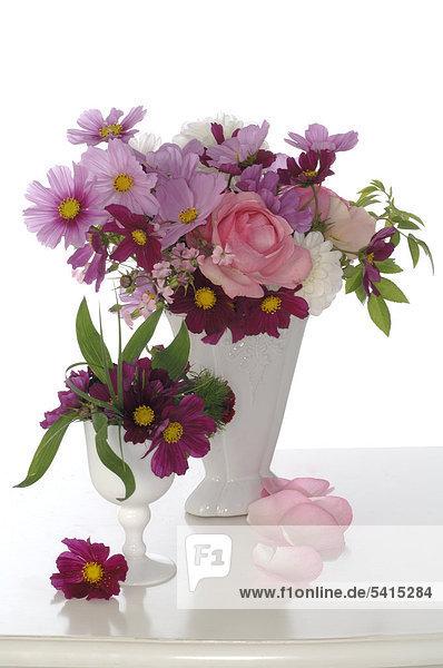 Bunten Blumenstrauß