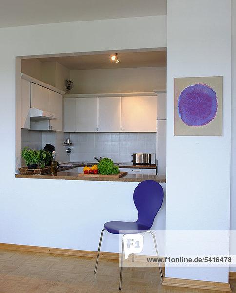 Organisation, organisieren, offen, Küche