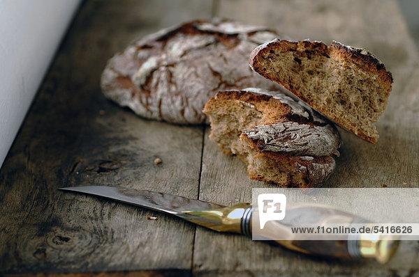 Brot Messer Küche