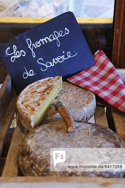 Käse aus Savoyen