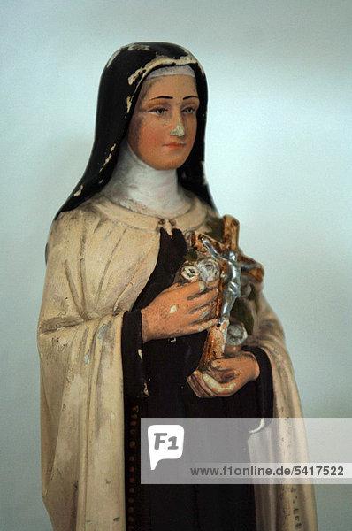 Jungfrau Maria Figur