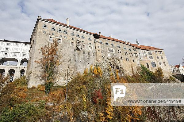 'HornÌ Hrad  Upper Castle  Č