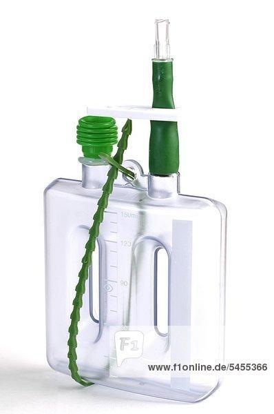 Drainage bottle