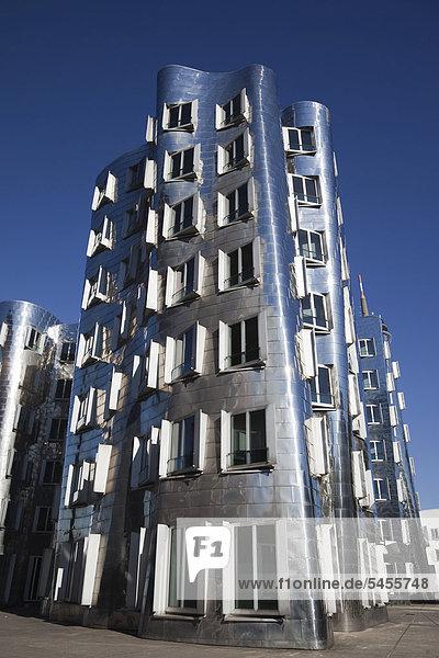 Europa Gebäude Architekt Design Düsseldorf Deutschland Nordrhein-Westfalen Nordrhein-Westfalen