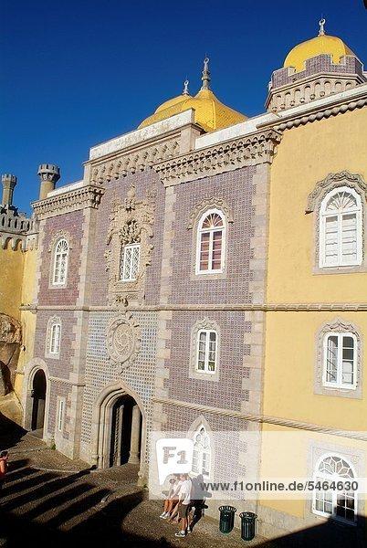 Lissabon  Hauptstadt  Portugal  Sintra