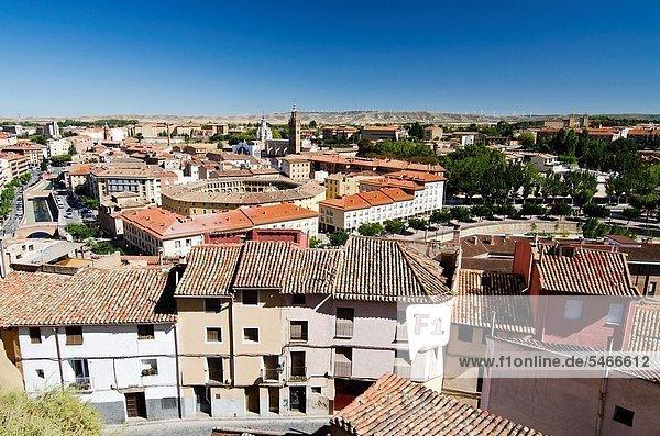 Tarazona town Aragon  Spain