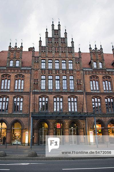 Europa Gebäude Geschichte Pharmazie Deutschland Hannover Niedersachsen Apotheke