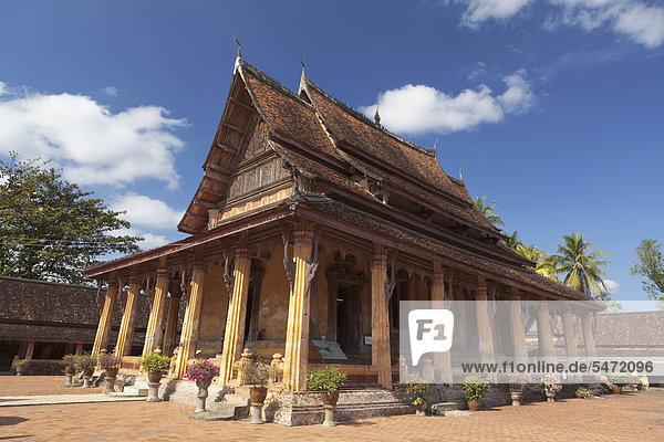 Wat Si Saket  Sisaket  Vientiane  Laos  Südostasien