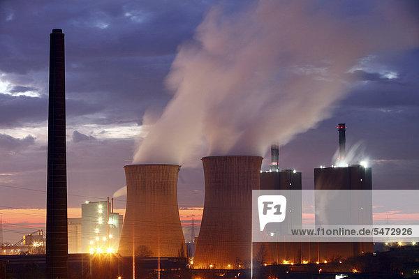Kraftwerk Europa Duisburg Deutschland Nordrhein-Westfalen Kraftwerk,Europa,Duisburg,Deutschland,Nordrhein-Westfalen