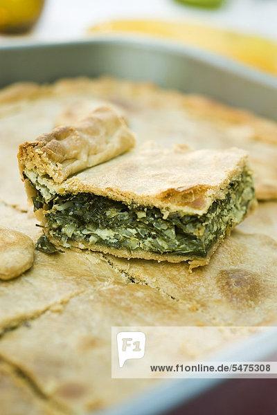 Mangold Torte