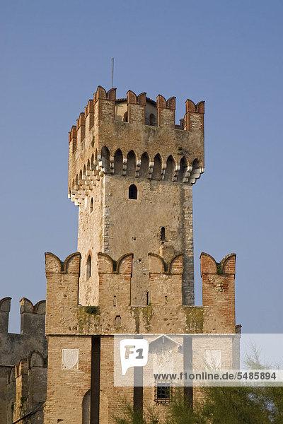Europa Palast Schloß Schlösser Lombardei Italien