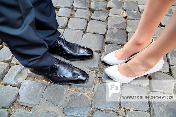 Couple´s shoes