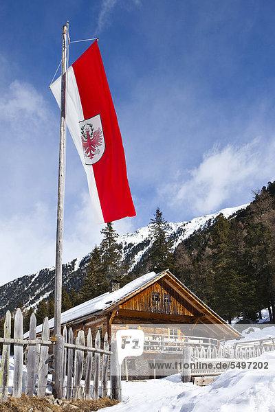 Die Lercher Alm in Oberwielenbach  Percha  Bruneck  Pustertal  Südtirol  Italien  Europa Die Lercher Alm in Oberwielenbach, Percha, Bruneck, Pustertal, Südtirol, Italien, Europa