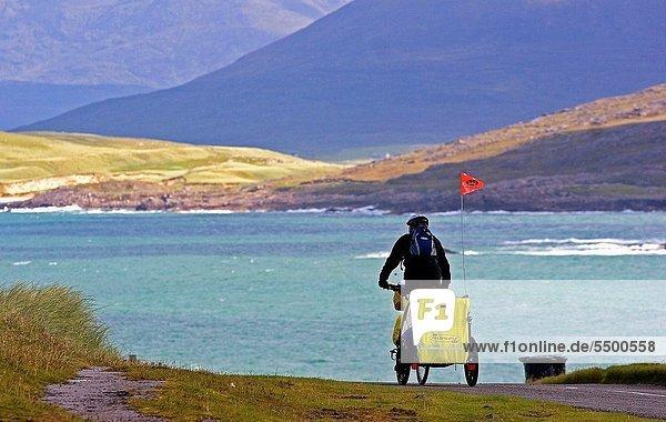 Insel Verbindung Schottland