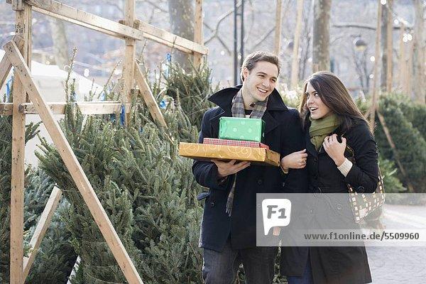 Weihnachtsbaum, Tannenbaum, kaufen, Weihnachtsbäume