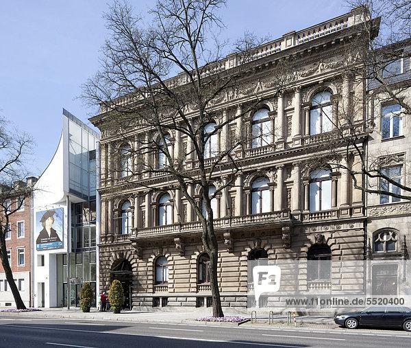 Suermondt Ludwig Museum  Aachen  North Rhine-Westphalia  Germany  Europe  PublicGround