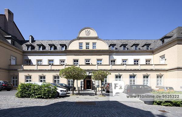 Europa Palast Schloß Schlösser ansprechen Präsident Gericht Deutschland Hessen