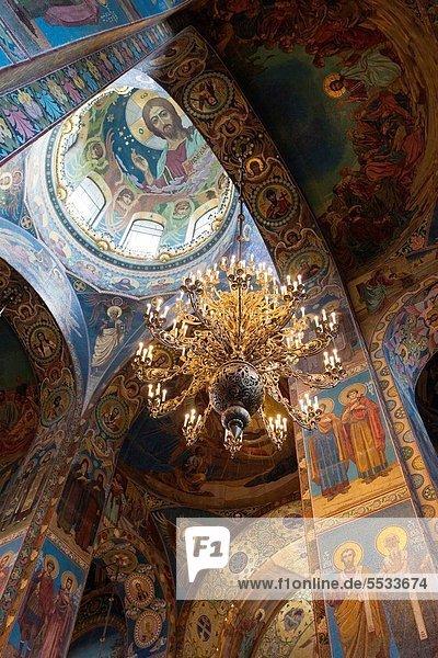 Einkaufszentrum  verschütten  Kirche  Russland