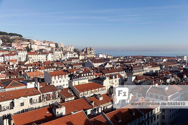 Lissabon Hauptstadt Europa Portugal