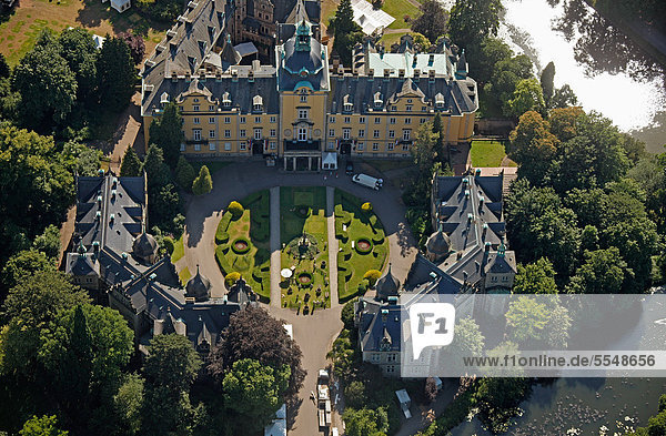 Castle Bueckeburg, Bueckeburg, Lower Saxony, Germany, Europe