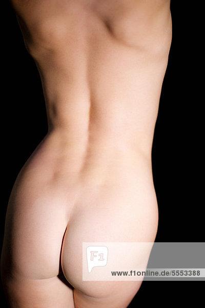 Frauen pos nackte Nackte Pos