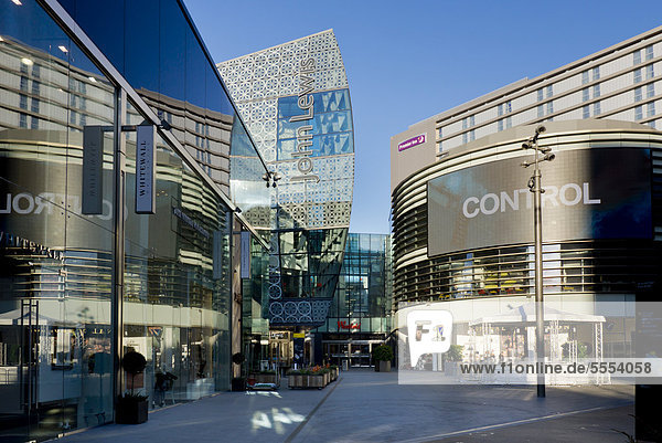 Westfield shopping center  Stratford  Borough of London  London  England  Großbritannien  Europa