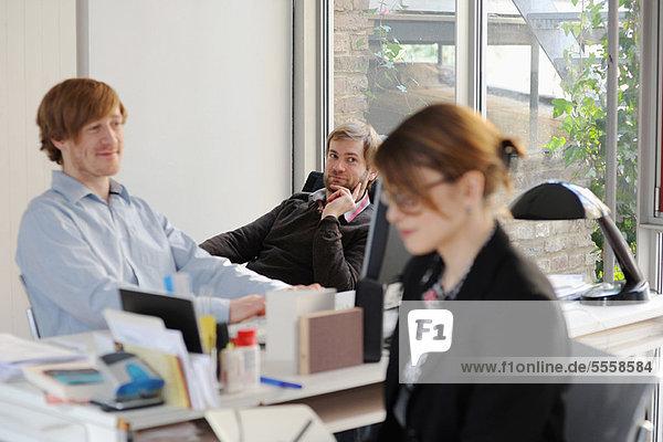Mensch  Büro  Menschen  arbeiten  Business